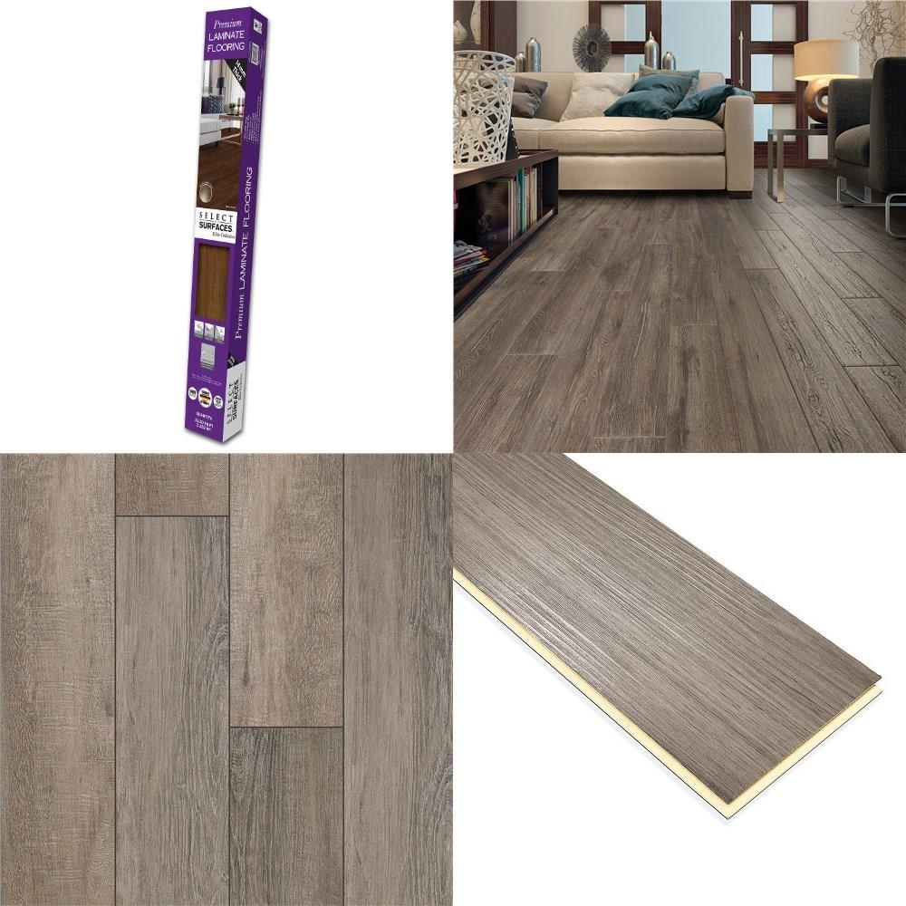Select Surfaces, Select Surfaces Laminate Flooring Silver Oak